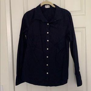Jcrew haberdashery line button down shirt